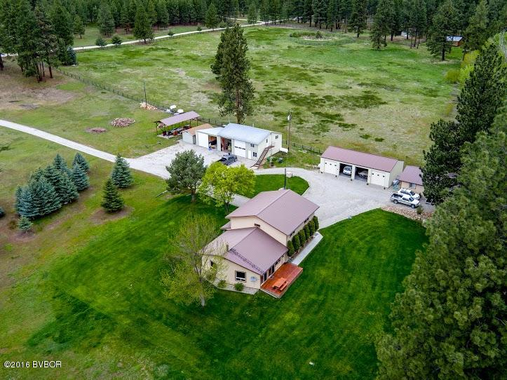 399 N Gold Creek Loop Hamilton, MT 59840