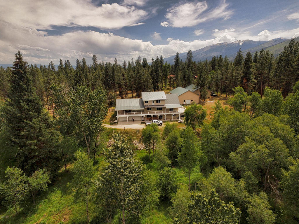 Pool property for sale at Mill Creek Hideaway, Hamilton Montana 59840