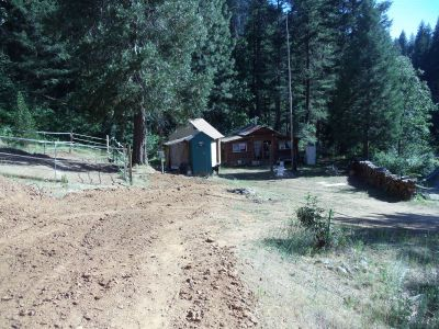 28.46 acres Weaverville, CA