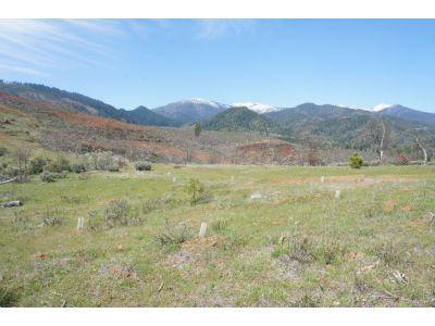 140 acres Weaverville, CA
