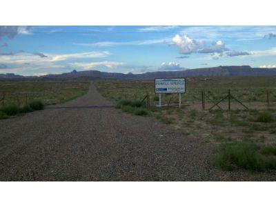 154.24 acres Big Water, UT