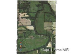 198.7 acres Rochester, IL