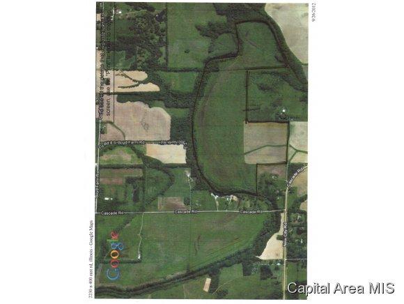 199 acres Rochester, IL