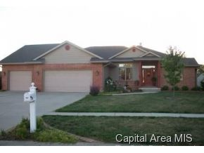 1805 Hidden Mill Dr, Springfield, IL 62711