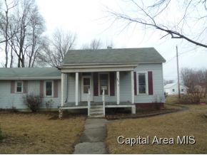 314 W North St, Niantic, IL 62551