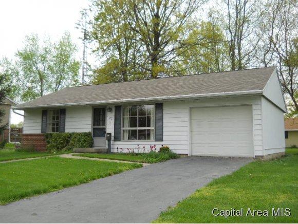 Real Estate for Sale, ListingId: 23408771, Girard,IL62640