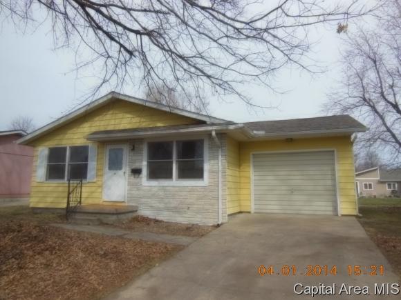 Real Estate for Sale, ListingId: 27475641, Taylorville,IL62568