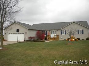 Real Estate for Sale, ListingId: 30670685, Concord,IL62631