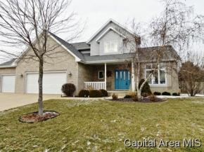 2605 Hastings Rd, Chatham, IL 62629