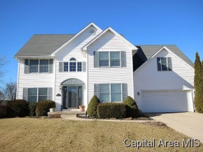 401 Dover Dr, Chatham, IL 62629