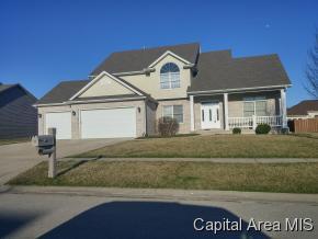Rental Homes for Rent, ListingId:32366697, location: 228 SANDSTONE DR Chatham 62629