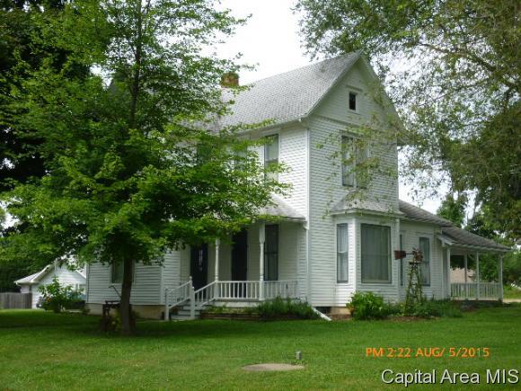 Real Estate for Sale, ListingId: 32496253, Virginia,IL62691