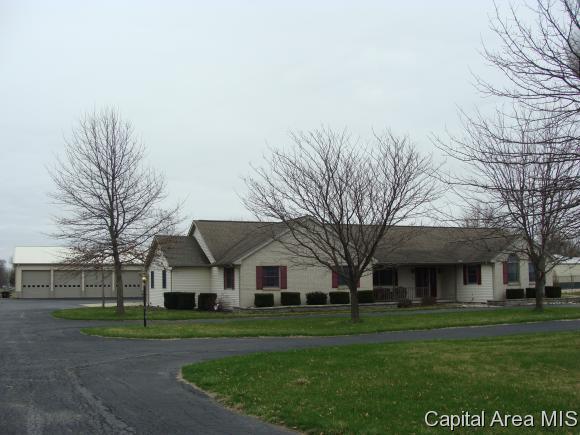 3 acres Pawnee, IL