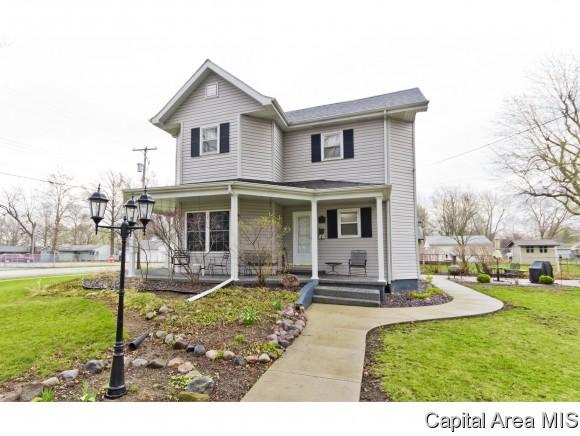 Real Estate for Sale, ListingId: 32768564, Auburn,IL62615