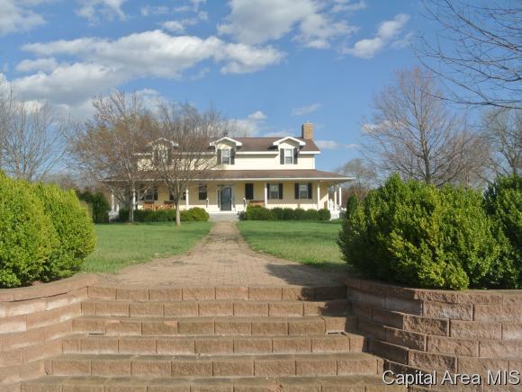Real Estate for Sale, ListingId: 32768575, Murrayville,IL62668