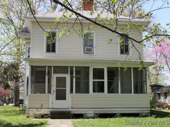Real Estate for Sale, ListingId: 32977612, Auburn,IL62615