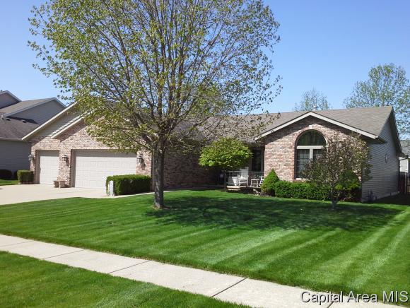 Real Estate for Sale, ListingId: 33080326, Chatham,IL62629