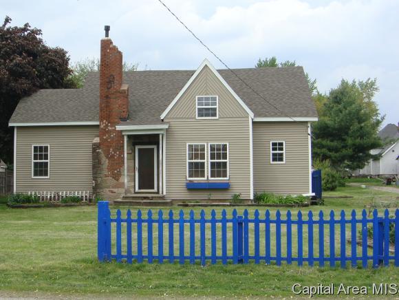Real Estate for Sale, ListingId: 33170109, Mt Auburn,IL62547