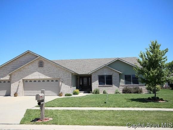 Real Estate for Sale, ListingId: 33215093, Chatham,IL62629