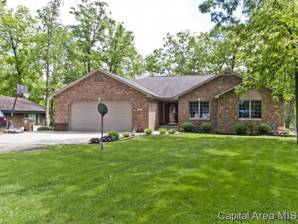 Real Estate for Sale, ListingId: 33297679, Girard,IL62640