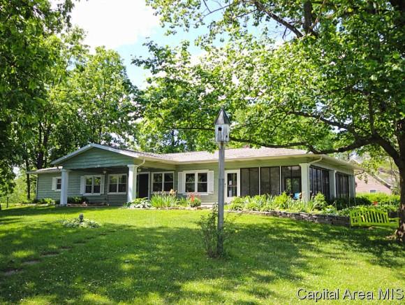 Real Estate for Sale, ListingId: 33374568, Girard,IL62640