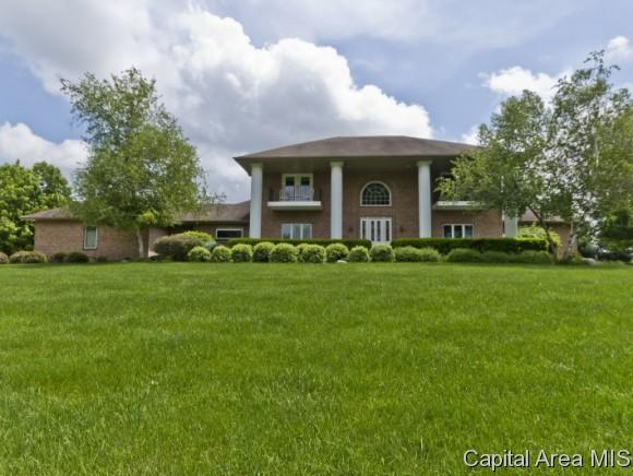 8.14 acres New Berlin, IL