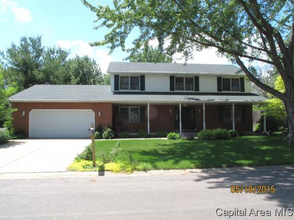 Real Estate for Sale, ListingId: 33582197, Springfield,IL62703