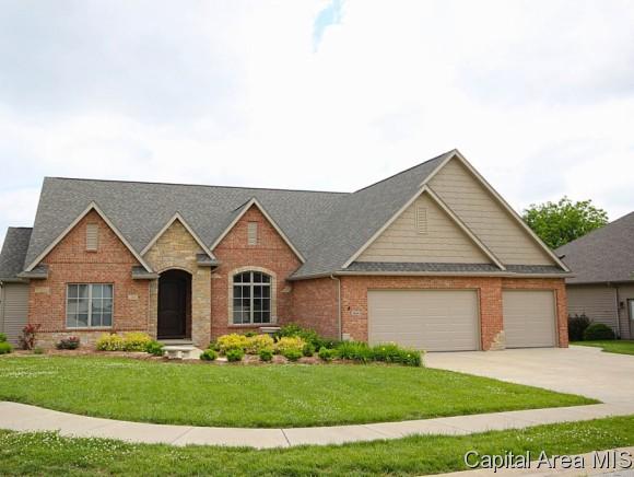Real Estate for Sale, ListingId: 33652929, Springfield,IL62711