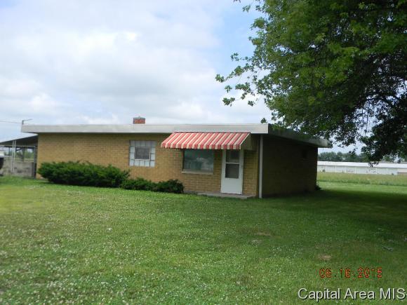 Real Estate for Sale, ListingId: 33755804, Girard,IL62640