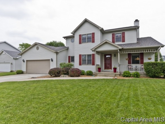 532 Teal Dr, Chatham, IL 62629