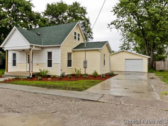 Real Estate for Sale, ListingId: 33997471, Auburn,IL62615