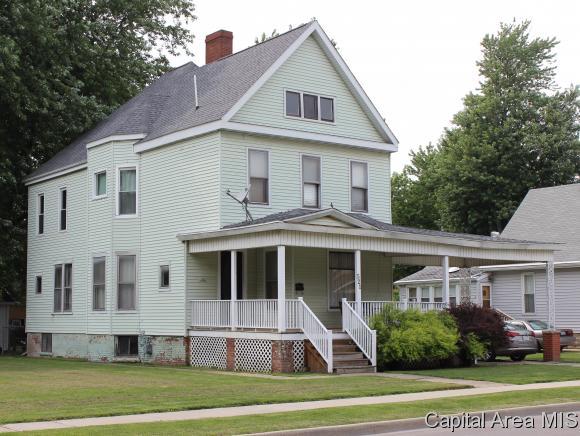 Real Estate for Sale, ListingId: 34223120, Taylorville,IL62568