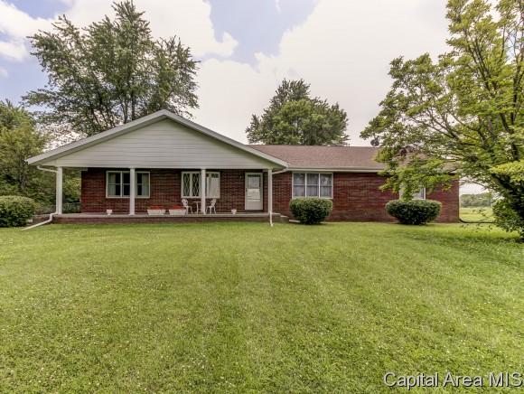 Real Estate for Sale, ListingId: 34304150, Girard,IL62640