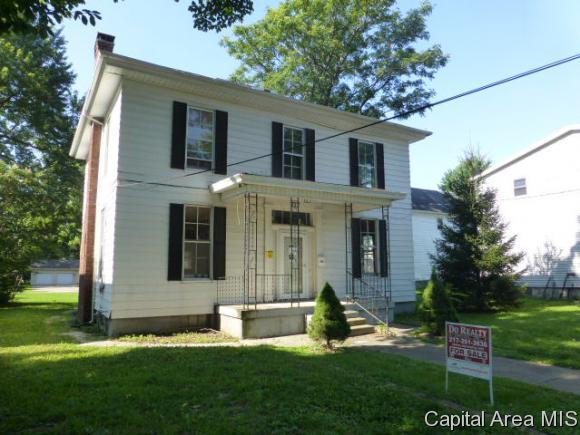 Real Estate for Sale, ListingId: 34543258, Jacksonville,IL62650