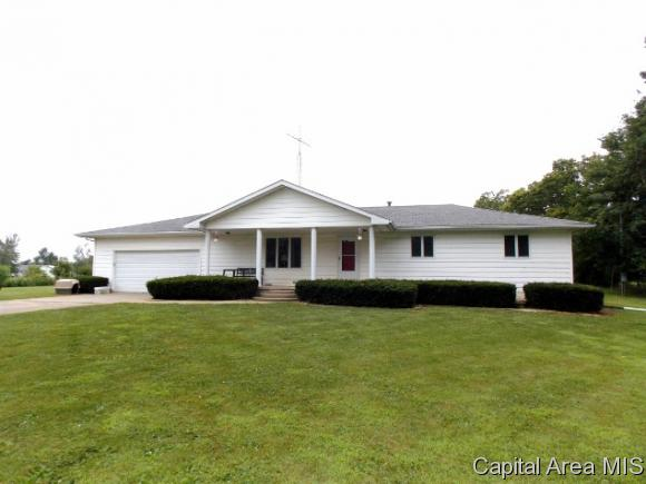 Real Estate for Sale, ListingId: 34780859, Girard,IL62640