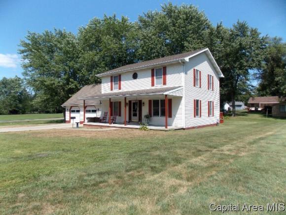 Real Estate for Sale, ListingId: 34895220, Girard,IL62640