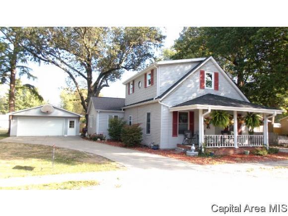 Real Estate for Sale, ListingId: 35725481, Auburn,IL62615