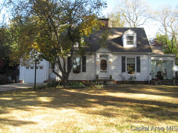 Real Estate for Sale, ListingId: 36041320, Springfield,IL62704