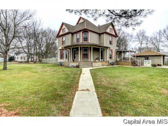 Real Estate for Sale, ListingId: 36560013, Girard,IL62640