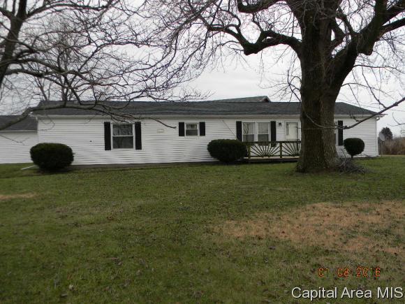 Real Estate for Sale, ListingId: 36792706, Girard,IL62640