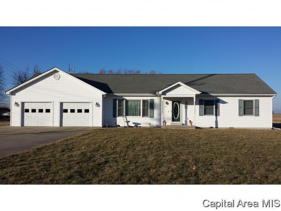 Real Estate for Sale, ListingId: 37077692, Girard,IL62640