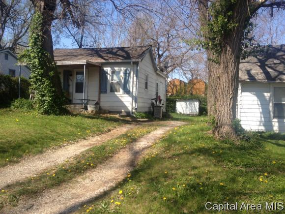 Photo of 609 N COLUMBIA AVE  Springfield  IL