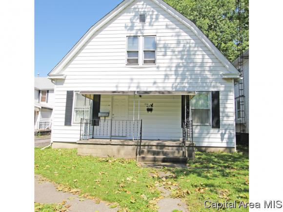 Photo of 1516 N 8TH ST  Springfield  IL