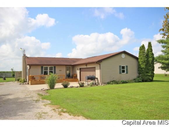 4830 W Divernon Rd, Auburn, IL 62615
