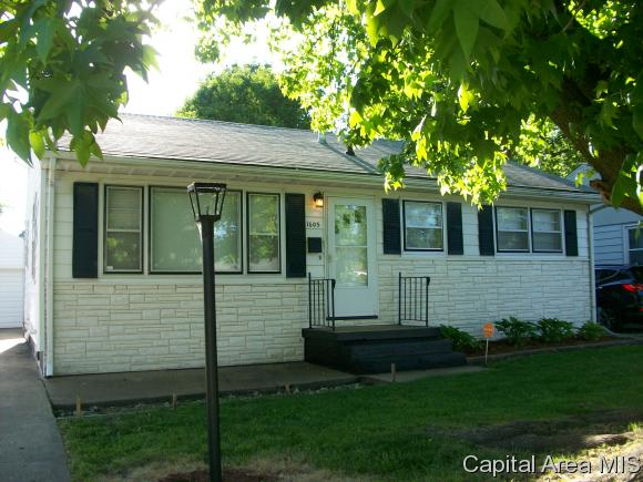 Photo of 1605 N 19TH ST  Springfield  IL