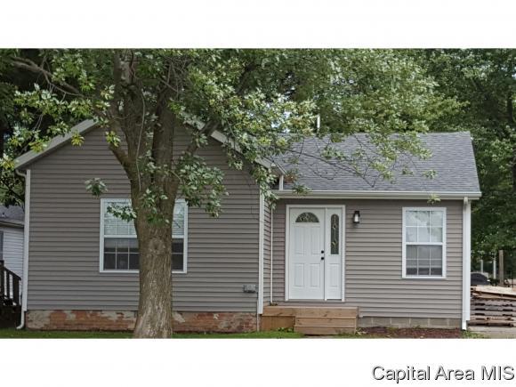 Rental Exchange,Single Family - Athens, IL (photo 1)