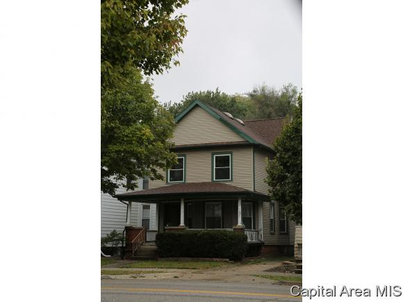 Photo of 930 S 2ND ST  Springfield  IL