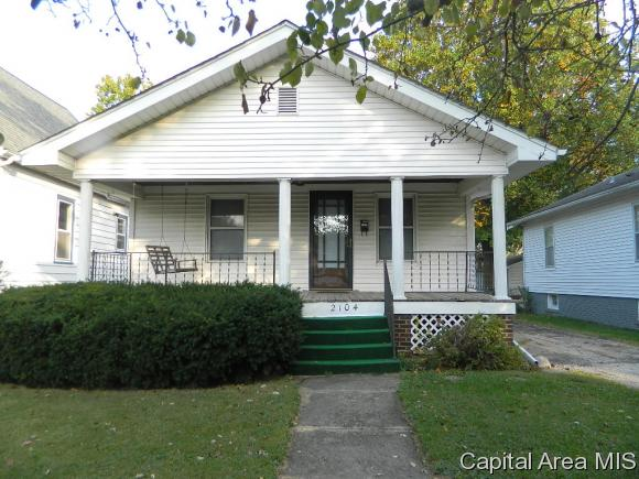 Photo of 2104 S Spring Street  Springfield  IL