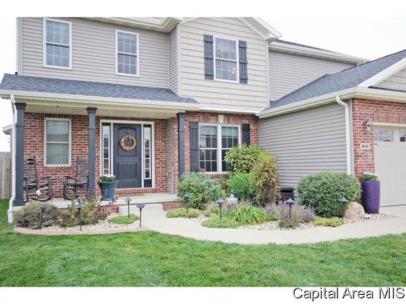 Residential,Single Family Residence, 2 Story - Chatham, IL (photo 2)