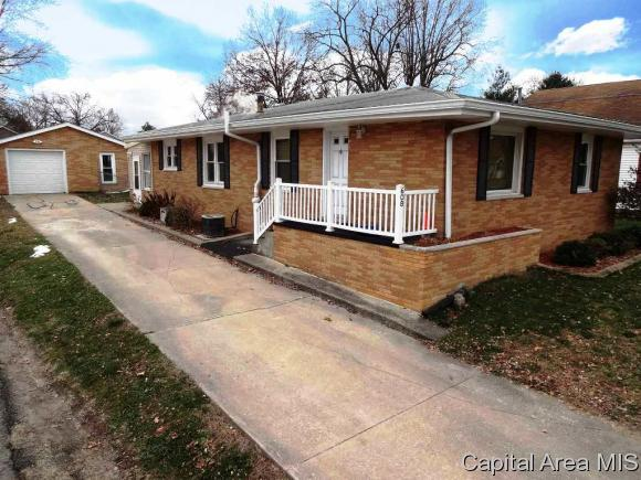 Ranch,1 Story, Residential,Single Family Residence - Riverton, IL (photo 1)
